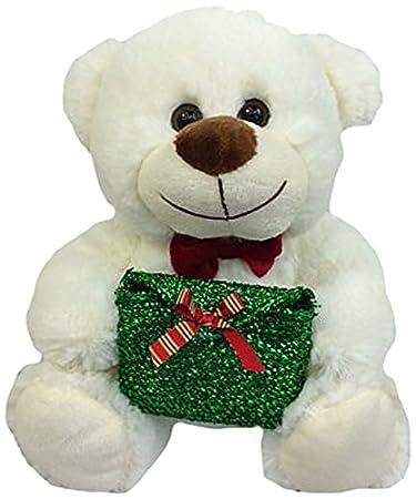 Amazon Com Gabitoy Holiday Bear Gift Card Holder 10 Size Toys