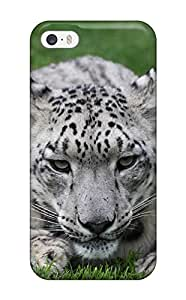 Case Cover Deidara's Shop Cheap 5276729K34596456 New Snap-on Skin Case Cover Compatible With Iphone 5/5s- Leopard