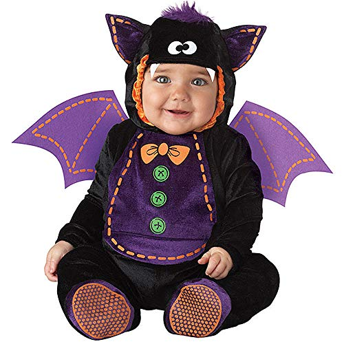 Infant Baby Toddler Bat with Wings Animal Outfit