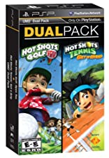 PSP Dual Pack - Hot Shots Golf: Open Tee and Hot Shots Tennis: Get a Grip