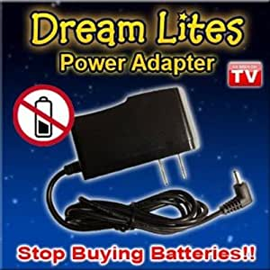 Muzzys Pillow Pets Dream Lites - Power Adapter Wall Plug
