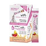 KIDS E-hydrate Natural Drink Mix - (Strawberry Lemonade, 10-pack)