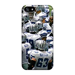 Designed Dallas Cowboys Premium Cases Covers Iphone 5/5s Protection Cases