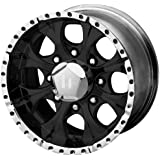 "Helo HE791 Maxx Gloss Black Wheel With Machined Face (16x8""/8x165.1mm, 0mm offset)"