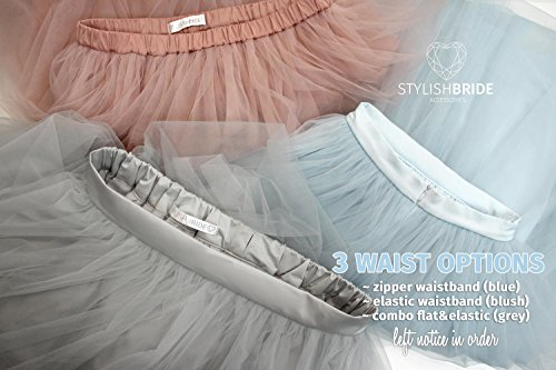 9c1c461f63f04 ... Belle Dress Tulle Set Lace Crop Top with Sleeves and Tulle skirt long.  Loading Images.