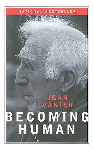 Becoming Human by Jean Vanier (2008-09-01)