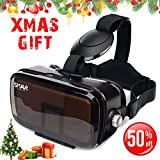 SMAVR 3D VR Immersive Headset Glasses, Virtual Reality...