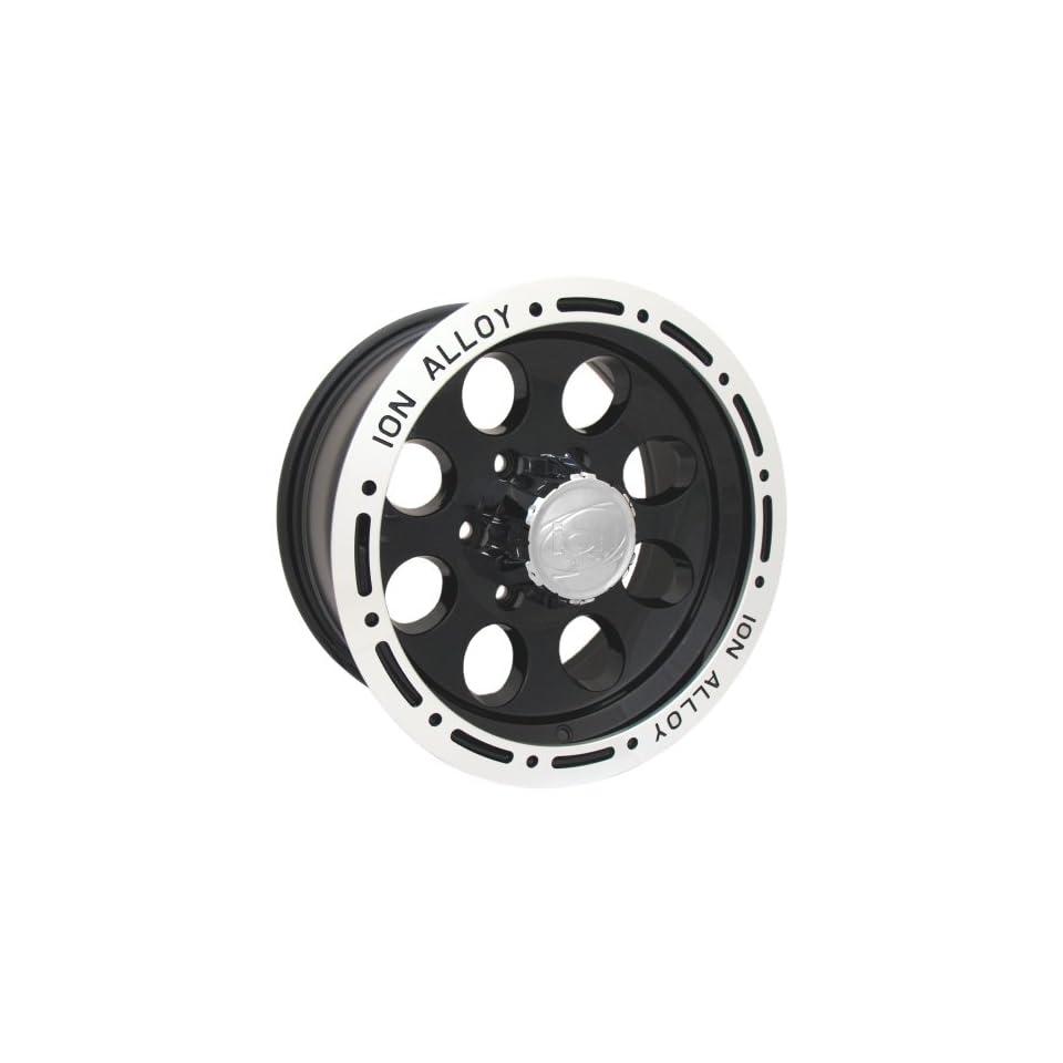 16x10 ION Alloy Style 174 (Black) Wheels/Rims 6x139.7 (174 6183B)