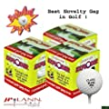 Exploding Golf Ball - Pack of 3