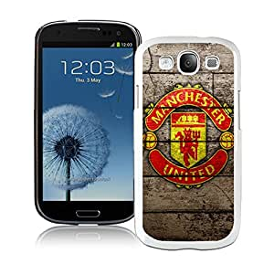 Samsung Galaxy S3 I9300 Manchester United 7 White Cellphone Case Customized and Fashion Design