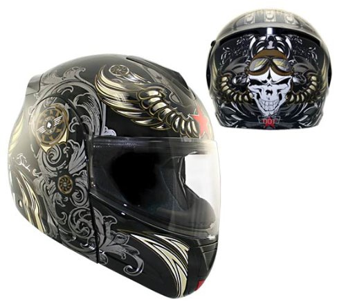 Graphic Design Motorcycle Helmets - 8