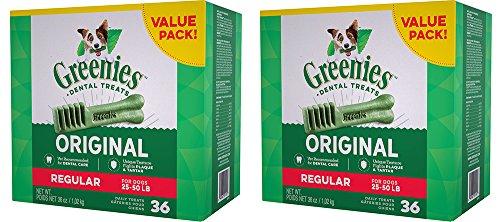GREENIES Original Dental Treats Regular