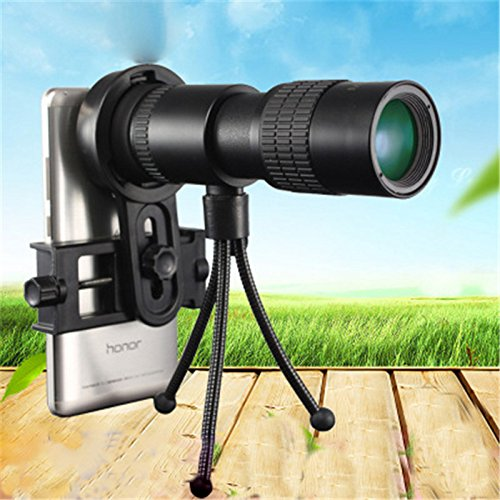 Drivworld Monocular telescope mobile phone camera 10-3030 high-definition night vision mini telescopic zoom telescope (Standard) by Drivworld