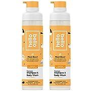 Hello Bello Shampoo/Wash (Vanilla Apricot, 2 pack)