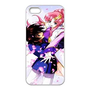 mobile suit gundam iPhone 4 4s Cell Phone Case White