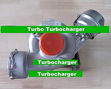 GOWE turbo turbocompresor para GT1749 V 717858 717858 – 0001 717858 – 0002 717858 – 0003