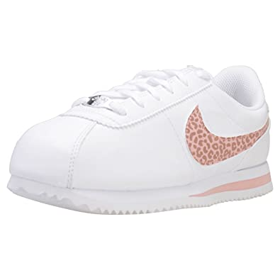 cheap for discount a2118 9e0bd Nike Cortez Basic SL (GS), Scarpe da Fitness Donna, Multicolore (White