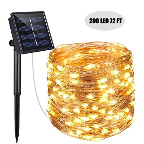 Solar Fairy Lights For Trees in US - 8