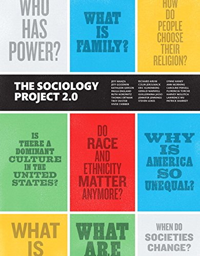 The Sociology Project: Introducing the Sociological Imagination (2nd Edition)