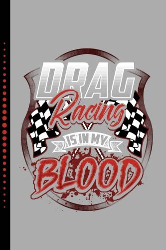 - Drag Racing Is In My Blood: Math, Engineering Journal Notebook Planner 4x4 Quad Ruled Graph Paper, 100 Pages  (6