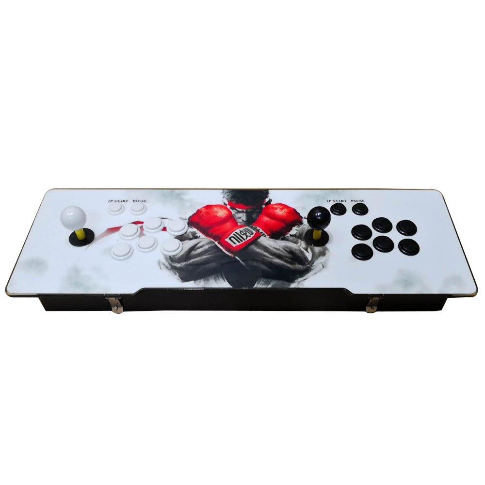 Tongmisi 2 Players Arcade Console Pandara's Box 5s 999 in 1 Retro Mini Arcade Video Games with HDM / VGA Output
