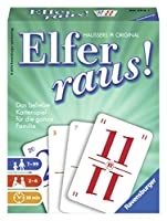 Ravensburger Spiele 20754 - Elfer raus Kartenspiel