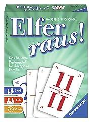 Ravensburger 20754 - Elfer raus