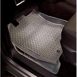 Husky Liners Front Floor Liners Fits 02-06 CR-V