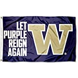 Washington Huskies Let Purple Reign Again Flag Review