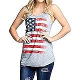 Respctful✿Women Round Neck Yoga Shirt Activewear Workout Clothes Backless Tank Top Sports Gym Tank Tops Sleeveless Gray