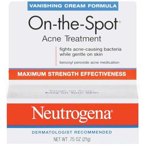Price comparison product image Neutrogena Vanishing Cream Formula On-The-Spot .75 Oz Box -- 24 per case.