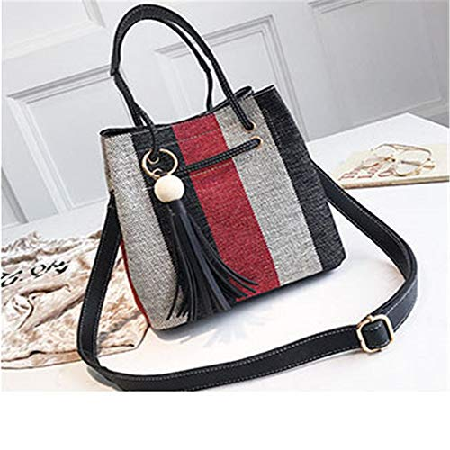 mochila Bolso única talla para MENGMA Red mujer 8a5dwaXq
