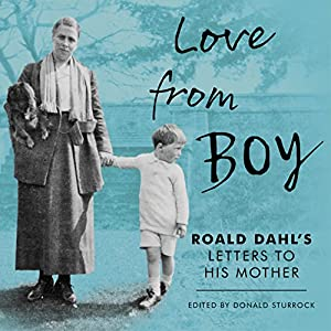 Love from Boy Audiobook
