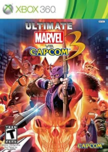 Ultimate Marvel Vs. Capcom 3 - Xbox 360