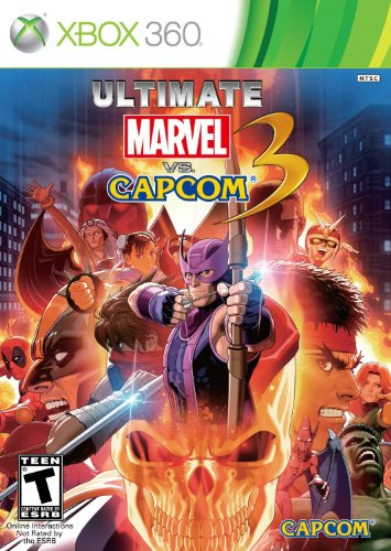 ultimate marvel vs capcom 3 360 - 1