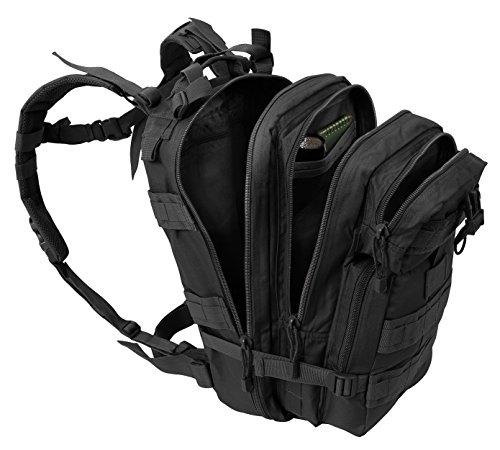 Medium Transport (Rothco Black Medium Transport Pack)