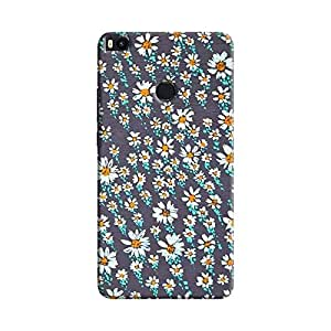 Cover It Up Flower Rain Hard Case For Xiaomi Mi Max 2 - Multi Color