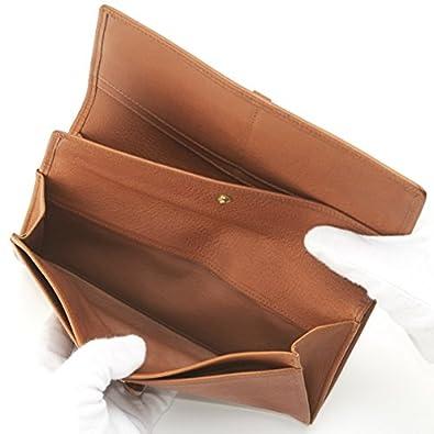 4d1ac34b37c0 Amazon | ゲンテン(genten) トスカ ベルト付きフラップ長財布【イエロー/**】 | Genten(ゲンテン) | Amazon  Fashion