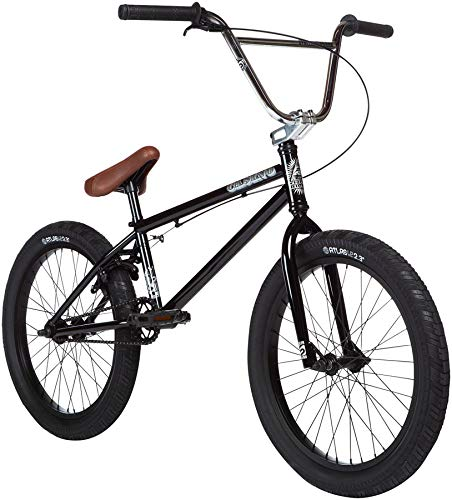 Stolen Casino BMX Bike Sz 20in Black/Chrome