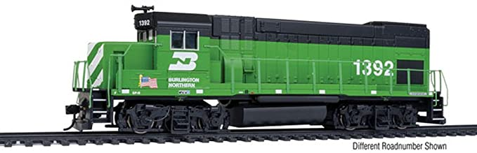 échelle H0 - Locomotive diesel GP15 Burlington Northern