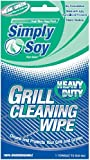 Nutek Simply Soy Grill Cleaning Wipe, BET-0036
