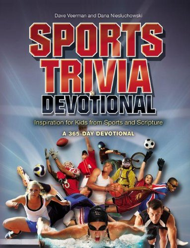 Download Sports Trivia Devotional: Inspiration for Kids from Sports and Scripture ebook