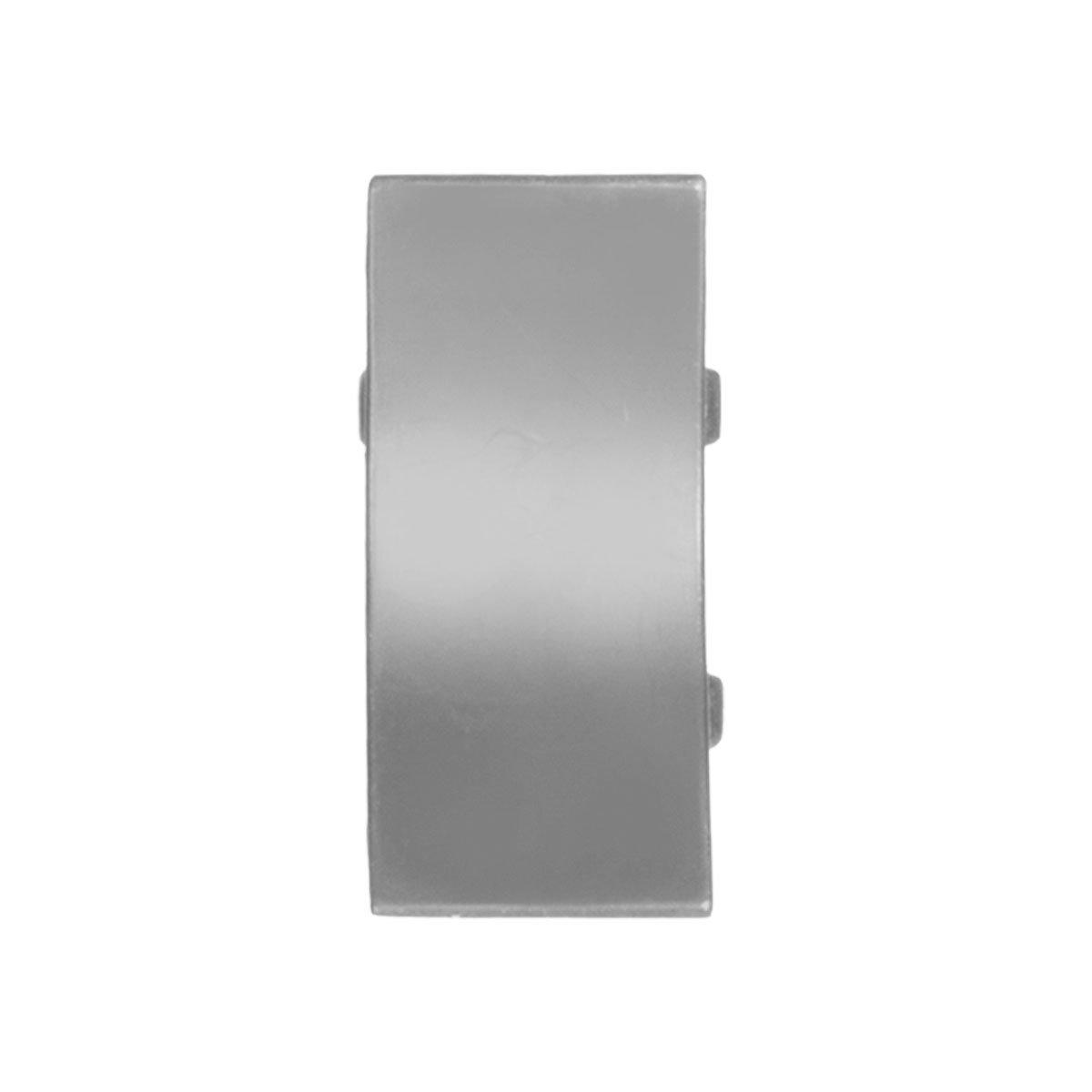 HOLZBRINK Rinconera Exterior para el Copete de Encimera Haya List/ón de Acabado PVC 23x23 mm