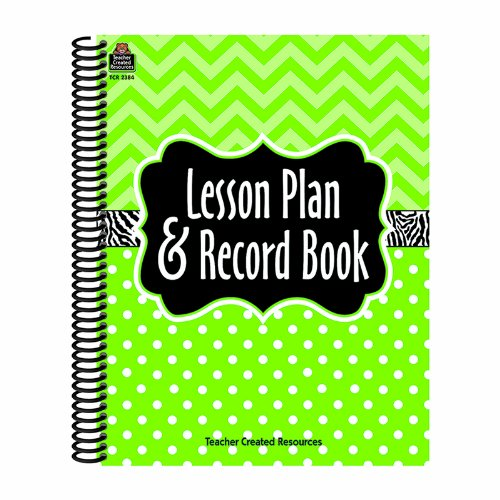 * LIME CHEVRONS AND DOTS LESSON PLAN