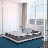 Wolf Mattress Wolf Pure and Simple Queen-size Pillow Top Innerspring Mattress