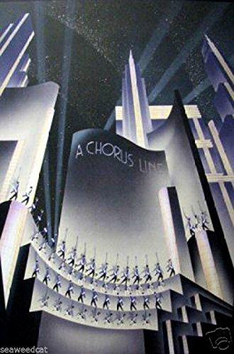 A Chorus Line by Robert Hoppe; The Movie