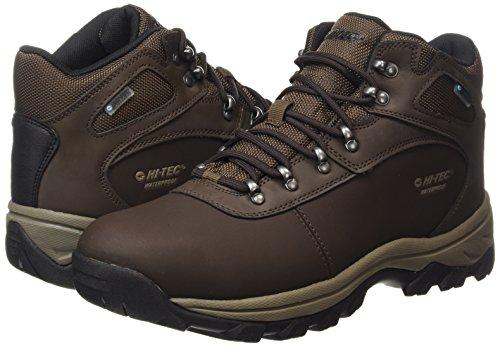 d40666b30a0 Hi-Tec Altitude Basecamp Waterproof, Men's High Rise Hiking Shoes
