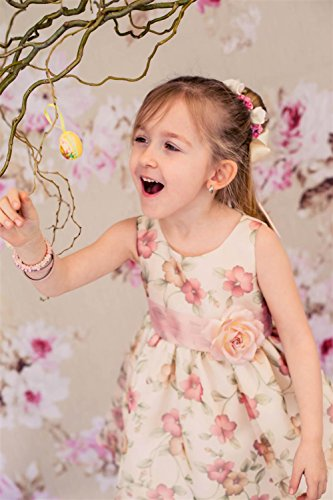 022ba7456399 Kids Dream Girls Organza Floral Special Occasion Dress - Buy Online ...
