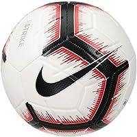 NIKE 18/19 Strike Soccer Ball, White/Crimson
