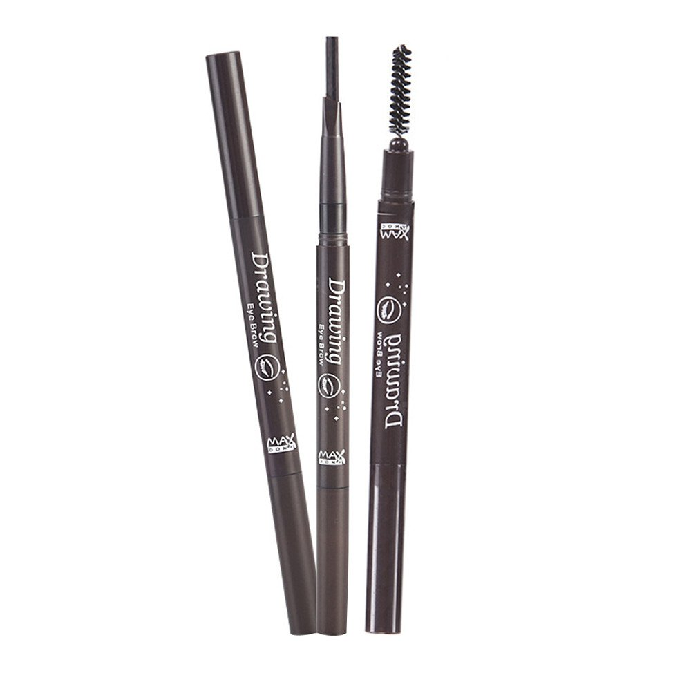 S.H.EEE Stylish Makeup Cosmetic Autorotation Eye Eyebrow Pencil Beauty Tools (E)